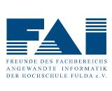 Freund & Förderer des Fachbereichs AI der Hochschule Fulda e.V.